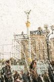 μνημείο του Κίεβου ανεξ&al Στοκ φωτογραφίες με δικαίωμα ελεύθερης χρήσης