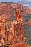 μνημείο του Κολοράντο εθνικό στοκ φωτογραφία με δικαίωμα ελεύθερης χρήσης