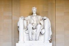 Μνημείο του Λίνκολν, Ουάσιγκτον Στοκ φωτογραφία με δικαίωμα ελεύθερης χρήσης