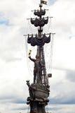 Μνημείο του Μέγας Πέτρος Στοκ φωτογραφία με δικαίωμα ελεύθερης χρήσης