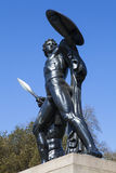 Μνημείο του Ουέλλινγκτον στο Χάιντ Παρκ Στοκ εικόνες με δικαίωμα ελεύθερης χρήσης