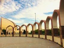 Μνημείο του Πακιστάν στοκ εικόνες με δικαίωμα ελεύθερης χρήσης