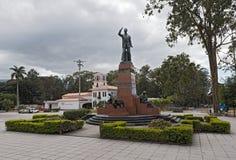Μνημείο του πρώην από την Κόστα Ρίκα Προέδρου Leon Cortes Castro Στοκ φωτογραφίες με δικαίωμα ελεύθερης χρήσης