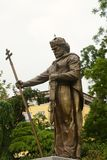 Μνημείο του τσάρου Samuil στη Sofia, Βουλγαρία Στοκ εικόνες με δικαίωμα ελεύθερης χρήσης