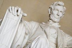 μνημείο του Abraham Λίνκολν Στοκ εικόνα με δικαίωμα ελεύθερης χρήσης