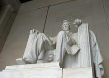 μνημείο του Abraham Λίνκολν στοκ εικόνες