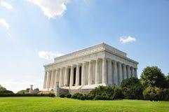 Μνημείο του Abraham Lincoln Στοκ φωτογραφίες με δικαίωμα ελεύθερης χρήσης