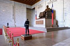 Μνημείο του chiang-Kai Shek Στοκ φωτογραφία με δικαίωμα ελεύθερης χρήσης