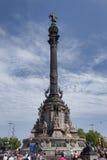 Μνημείο του Columbus στοκ εικόνες