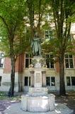Μνημείο του COPERNICUS του Nicolas στην Κρακοβία Στοκ εικόνα με δικαίωμα ελεύθερης χρήσης