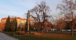 Μνημείο του Felix Dzerzhinsky φιλμ μικρού μήκους