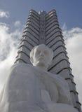 Μνημείο του Jose Marti Στοκ εικόνες με δικαίωμα ελεύθερης χρήσης