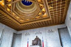 Μνημείο του Kai -Kai-shek Chiang, Ταϊπέι - Ταϊβάν Στοκ Εικόνα