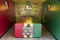 Μνημείο του Peter Tosh Στοκ φωτογραφία με δικαίωμα ελεύθερης χρήσης