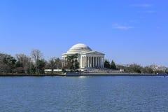 Μνημείο του Thomas Jefferson στοκ φωτογραφία