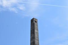 Μνημείο των σοβιετικών πολεμιστών στη Βαρσοβία Στοκ Εικόνα