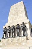 μνημείο φρουρών Στοκ Εικόνες