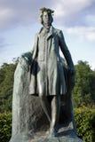 μνημείο χαλκού Στοκ Φωτογραφία