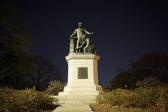 Μνημείο χειραφέτησης - πάρκο του Λίνκολν στοκ φωτογραφία με δικαίωμα ελεύθερης χρήσης