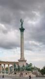 Μνημείο χιλιετίας Στοκ Εικόνες