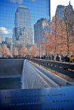 μνημείο 9 11 Στοκ φωτογραφία με δικαίωμα ελεύθερης χρήσης