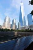 Μνημείο 9 11 2001 Στοκ Εικόνα