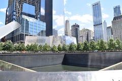 μνημείο 9 11 Στοκ Εικόνα
