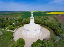 Μνημείο Adamclisi σε Dobrogea Ρουμανία Στοκ Εικόνες