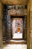 Μνημείο Angkor Wat, Khmer ναός σύνθετος, Ασία Το Siem συγκεντρώνει, Camb Στοκ Φωτογραφίες