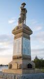 Μνημείο Anzac Στοκ Εικόνες