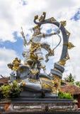 Μνημείο Arjuna Στοκ φωτογραφία με δικαίωμα ελεύθερης χρήσης