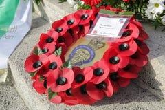 Μνημείο Arras παγκόσμιου πολέμου Στοκ Φωτογραφίες