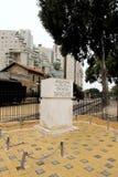 Μνημείο Ataturk στην μπύρα Sheva στοκ εικόνες