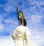 Μνημείο BALBOA στον Παναμά Στοκ εικόνα με δικαίωμα ελεύθερης χρήσης
