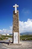 Μνημείο Cabo DA Roca Στοκ φωτογραφίες με δικαίωμα ελεύθερης χρήσης