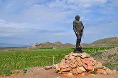 Μνημείο Chavush Kevork στην Αρμενία Στοκ φωτογραφίες με δικαίωμα ελεύθερης χρήσης