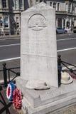 Μνημείο Gallipoli Anzac σε Weymouth Στοκ Εικόνες