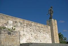 Μνημείο Guevara Che, Σάντα Κλάρα, Κούβα στοκ εικόνα με δικαίωμα ελεύθερης χρήσης