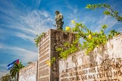 Μνημείο Guevara Che Στοκ Φωτογραφίες