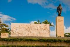 Μνημείο Guevara Che, Plaza de Λα Revolution, Σάντα Κλάρα, Κούβα Στοκ Φωτογραφίες