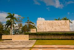 Μνημείο Guevara Che, Plaza de Λα Revolution, Σάντα Κλάρα, Κούβα Στοκ φωτογραφία με δικαίωμα ελεύθερης χρήσης