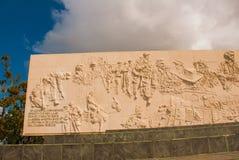 Μνημείο Guevara Che, Plaza de Λα Revolution, Σάντα Κλάρα, Κούβα Στοκ Εικόνα