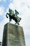 Μνημείο Hans Waldmann στη Ζυρίχη στοκ εικόνες