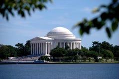 Μνημείο Jefferson Στοκ Εικόνες