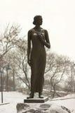 Μνημείο Katusha Στοκ εικόνα με δικαίωμα ελεύθερης χρήσης