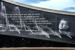 Μνημείο Kennedy Στοκ φωτογραφία με δικαίωμα ελεύθερης χρήσης