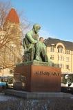 μνημείο kivi aleksis Στοκ Εικόνες