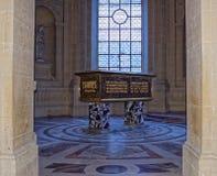 Μνημείο Lyautey στο έθνος μουσείων στρατού Musee de λ ` Armee Στοκ Φωτογραφία
