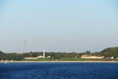 Μνημείο Maarjamäe Στοκ φωτογραφίες με δικαίωμα ελεύθερης χρήσης