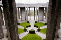 Μνημείο Mardasson - Βέλγιο στοκ εικόνες